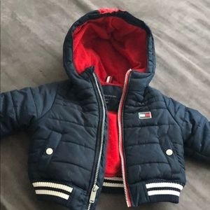 Infant Tommy Hilfiger Coat